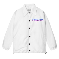 MEOWTAL OVER-PRINTED JACKET (White)