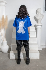 UNICORN GOT LOVED TEE (Cobalt Blue)
