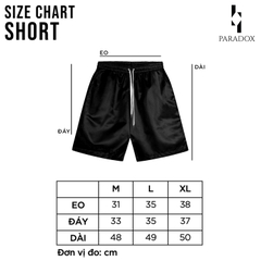 AION OVER-PRINTED SHORT