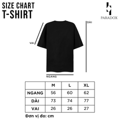 FISH NET TEE (Black)