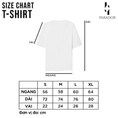THE M&M TEE (White)