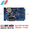 Card Wifi HD W00, W02, W03, W04 Module led 1 màu, 3 màu