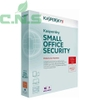 Kaspersky Small Office Security (1server+10pc)	- Bản quyền 01 năm