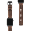 Dây đeo UAG Apple Watch 40mm/38mm Leather Strap Brown