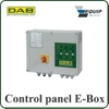 E-BOX 2D M/T 12 Amper (for 2 single or three phase pumps) - 60114868