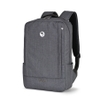 Balo Laptop Mikkor Jeffrey i14 - Dark Mouse Grey