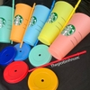 STARBUCKS The Reusable Color Changing Cold Cups N150