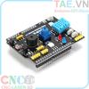 Shield Arduino Uno 9 Trong 1 DHT11 LM35 Buzzer IR Photoresistor VR RGB Button Led