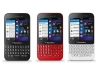 BlackBerry Q5 Black/White