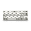 Bàn Phím Cơ Leopold - FC750R PS White Grey - Brown Switch