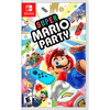 Switch Neon Blue and Red Joy‑Con, game Super Mario Party