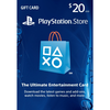 PSN Card 20$ (US)