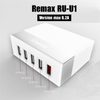 Sạc 5 cổng USB Remax RU-U1 Business Version max 6.2A
