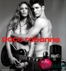 Paco Rabanne Black XS for Her Eau de Toillete 50ml