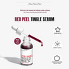 Serum Red Peel Tingle Serum -So'Natural