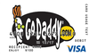 GODADDY VISA CARD