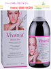 Collagen Vivania Beauty Shot dạng nước