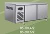 Bàn lạnh 2 cửa Berjaya  BS 2DC5/Z (Counter Chiller)