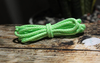 SHOELACE ROUND GREEN