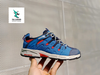 M. DL KIDS TREKKING LOW BLUE RED