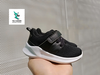 P. LACE LITTLE KIDS SHOES BLACK