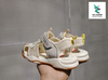 LITTLE KIDS FASHION SANDALS GREY CREAM