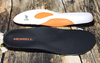 MERREL INSOLE BLACK ORANGE