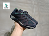 M TREKKING LOW BLACK PINE GREEN