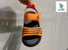 KIDS SANDALS SUPER LITE BLACK ORANGE