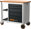 Tủ dụng cụ 914580 - Mobile workbench with 5 drawers, can be pulled out from only one side 5