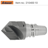 GARANT-TopCut interchangeable head milling cutter system