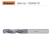 MasterSteel FEED solid carbide 3-flute drill Garant 122435