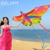 DIỀU BƯỚM - COLORFUL 2.5M