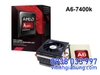 CPU AMD KAVERI A6-7400K BLACK EDITION 3.5GHZ ( 3.9GHZ TURBO ) DUAL-CORE