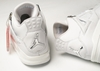 Jordan 4s Pure Money
