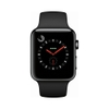 Apple Watch Series 3 Space Gray Aluminum GPS Sport Band Newseal