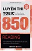 Luyện Thi Toeic 850 - Reading