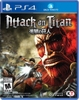 Attack on Titan Ps4 hê Us