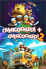 Đĩa Game PS4 Overcooked + Overcooked 2 New