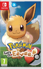 Game Pokemon let's go Eevee