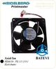 DC Axial fan F2.115.2531