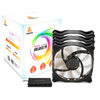 Fan Case 12CM LED RGB for Segotep K7