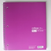 3 subjects Spiral notebook 120CT, 11x8.5