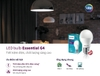 Bóng LED bulb Philips Essential G4 11W