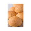 Whole Wheat Round Roll (10 pieces/pack)