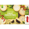 Fruit Mince Pies - Net 2 (6p/pack)