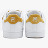 FILA BACK COURT DELUXE BLUE AID YELLOW - Giày FILA nam, giày FILA nữ