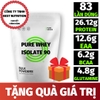 PURE WHEY ISOLATE 90 (2.5KG - 83 LẦN DÙNG)
