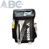 Balo Victor Badminton backpack Glossy Silver black white