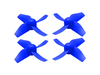 31mm 4 Blade Propeller (2CW+2CCW; 0.8mm Shaft) (Blue)